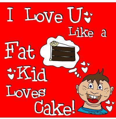 fat kid cake