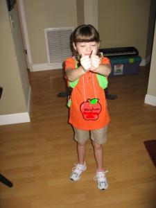 first grade blog 1