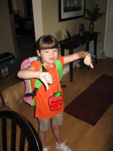 first grade blog 2