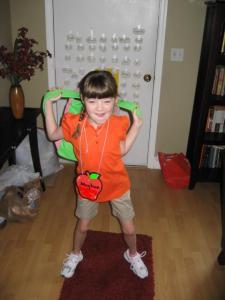 first grade blog 4
