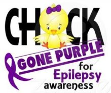 Keep Calm and Rock On for Epilepsy