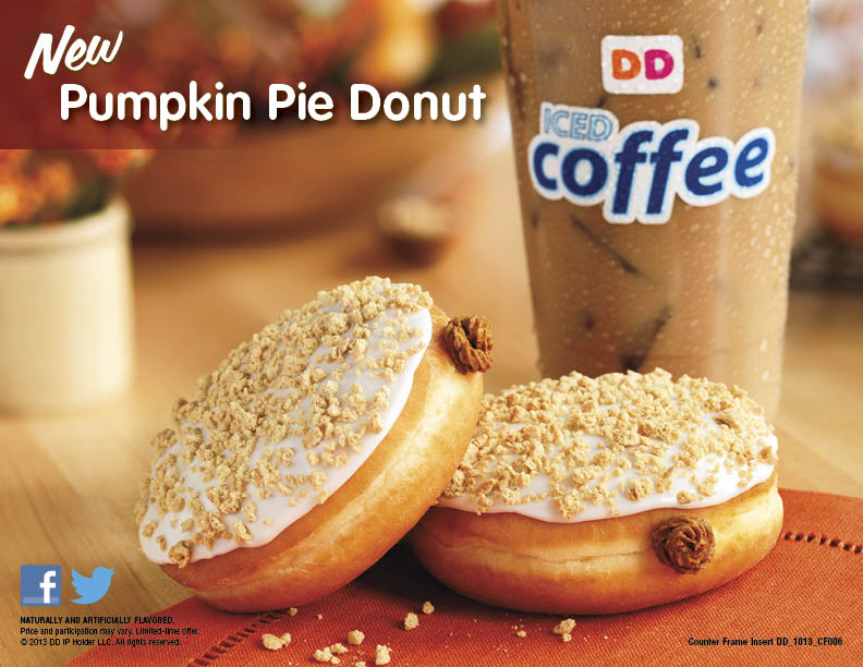 Picture provided by Dunkin' Donuts through Tilson PR~